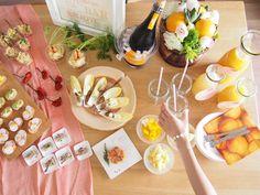 【特集|wedding memories】第5話 フィンガーフードが総勢10種類以上!アペロなメニューリスト | TABLE MANIA