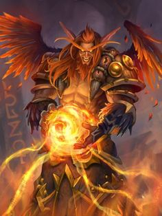 Fandral Staghelm - Hearthstone: Heroes of Warcraft Wiki