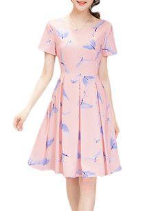 Fashionmia skater dresses for women - Fashionmia.com