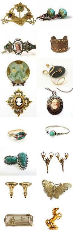 Opposites Attract by Pat on Etsy--Pinned+with+TreasuryPin.com