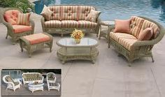 Elegant Outdoor Wicker Chair Cushions Design Ideas And Decor Within Outdoor Wicker Furniture Cushions