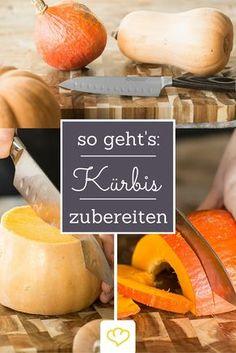 Der ultimative Kürbis-Guide! Hier erfährst du, wie du das beste aus dem leckeren Fruchgemüse herausholst!
