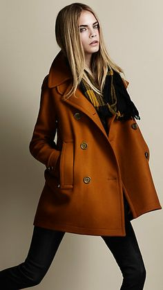 I am way too obsessed with burnt orange, but this is absolutely beautiful!
