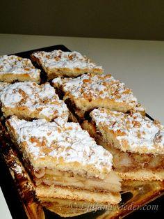 Ribana pita od jabuka i oraha | Ljiljana Nieder