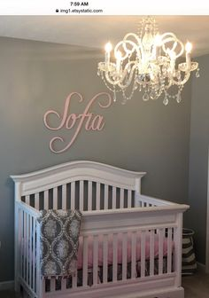 Connected elegant Wood wall  letters for baby and kids nursery Decor Wall Decor boy or girl by acharmedlifeinc on Etsy https://www.etsy.com/listing/474232747/connected-elegant-wood-wall-letters-for