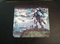 Xenoblade Chronicles X dust cloth