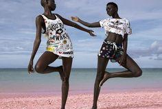 """Adidas Originals + Pharrell Williams = """"Pink Beach"""" - Foto: divulgação"""