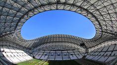 Die EM-Stadien im Porträt: Stade Vélodrome in Marseille