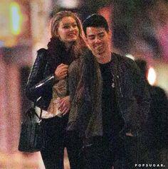 Pin for Later: Gigi Hadid and Joe Jonas's Adorable Outings Spark Dating Rumors