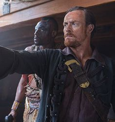 Black Sails - A must see! Survivor's Remorse, Toby Stephens, The White Princess, Magic City, Black Sails, American Gods, The Girlfriends, Dream Guy