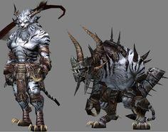 charr cultural armor - Google Search