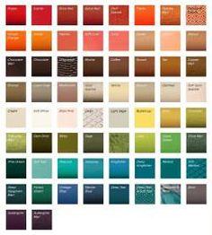 Autumn color palette from Kettlewell Colours #Autumn color palette