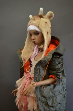 Theo by YukiDoll, russian bjd.