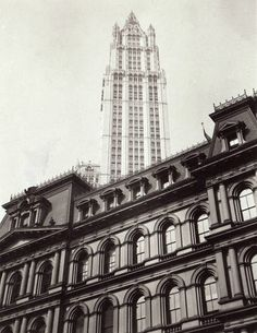 1915 Woolworth Building New York