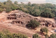 Image result for cave temple at udayagiri