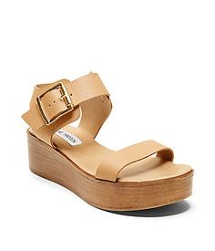 754b1010f08 MADYLYNN  STEVE MADDEN Natural Leather
