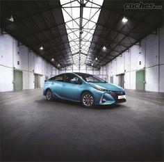 Toyota Prius Plug-In Hybrid: Más autonomía en eléctrico - foto 1