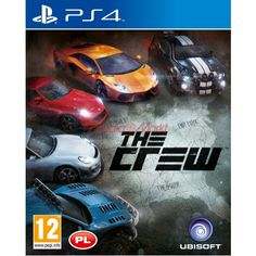 Gra PS4 The Crew