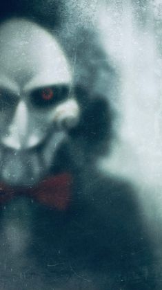 Horror Films, Horror Art, Marduk Band, Creepy Poems, Jigsaw Movie, Jigsaw Saw, Gothic Wallpaper, Film Review, Scary Movies