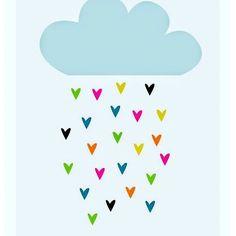 Que seu dia seja de muita chuva, chuva de amor! Bom dia!  #frescurasdatati #bomdia #chuva #diadechuva #chuvaemsp #chuvadeamor #love #amor #tempestade