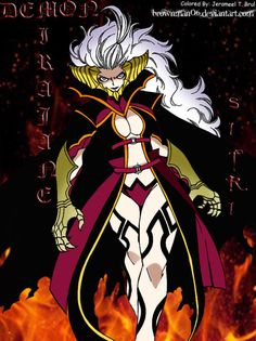 Fairy Tail Mirajane Demon Form | demon mirajane sitri the strongest satan soul, never mess with her