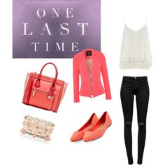 one last time x by djgeorgieh on Polyvore featuring polyvore fashion style Alice & You Jane Norman J Brand MICHAEL Michael Kors White House Black Market