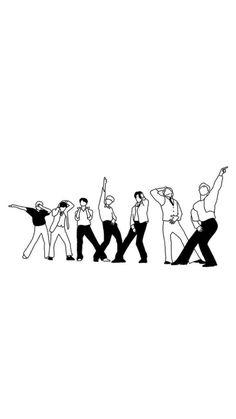 Iphone Wallpaper Bts, Bts Wallpaper Lyrics, Bts Lockscreen, Kim Taehyung Funny, Bts Jungkook, Foto Bts, Bts Photo, Bts Dance Practice, Yoo Gong