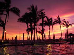 my favorite sunset.   Mazatlan, Mexico