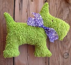 scotty dog quilt patterns free | ... dog from LeahKL . Rita the retro green vintage Scottie dog is to