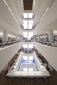 Gallery of Public Library Amsterdam / Jo Coenen & Co Architekten - 3
