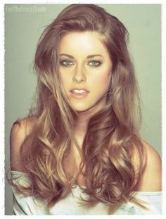 Light Brown Hair Colors Kristen Stewart