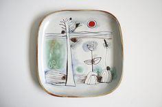 Vintage Susana Espinosa Studio Pottery (95.00 USD) by ninthregion