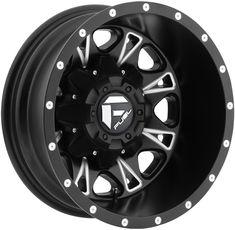 20mm Off Set. D579 - Matte Black; 18x9 Wheel Size 125.2mm Hub Bore 8x165.1 Lug Pattern FUEL Off-Road: Vector