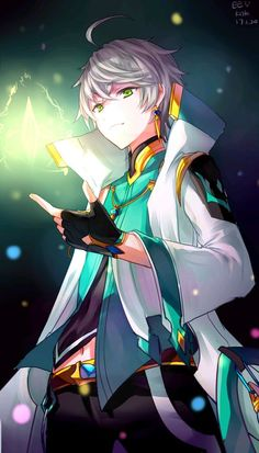 anime boy with elsword Anime Chibi, Kawaii Anime, Anime Art, Cute Anime Guys, Anime Love, Garçon Anime Hot, Image Manga, Handsome Anime, Anime People