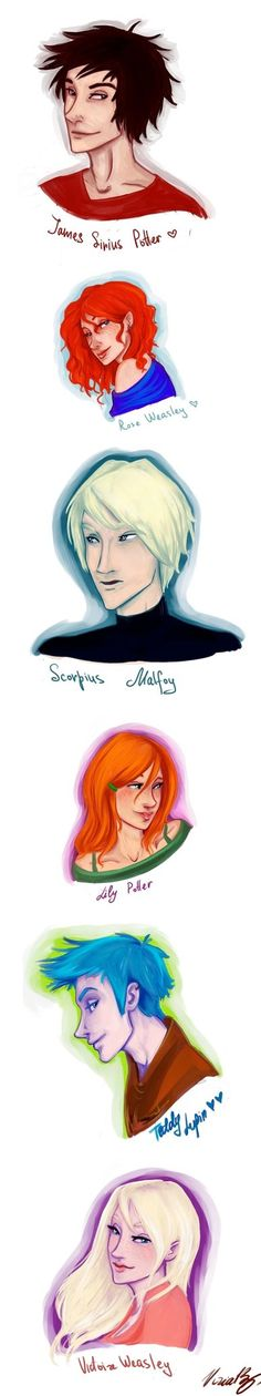 HP next generation by *viria13 on deviantART