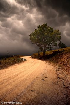 Country Road Megalong Valley Australia   ..rh