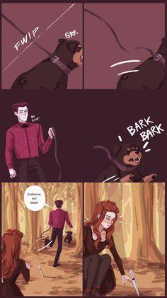 Hades' Holiday :: Part 3. Page 10   Tapastic Comics - image 1