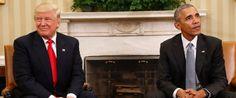 Este foi último líder mundial a receber um telefonema de Obama