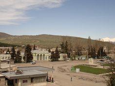 Tskhinvali, South Ossetia