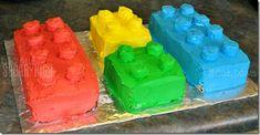 oh my sugar high lego cake Best birthday cake ideas