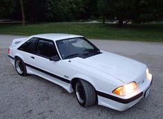 1988 DECH Ford Mustang #005
