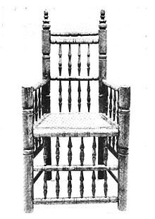 Brewster Chair - Wikipedia, the free encyclopedia