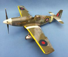 Tamiya 1/48 RAF Mustang III - Aircraft - Modeling Subjects - Finescale Modeler Community