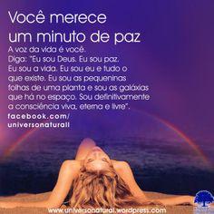 Experimente este exercício para sair da agitação mental e ficar em harmonia #universonatural #mergulhointerior #limpezaenergetica