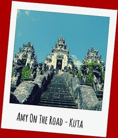 Amy on the Road - Kuta. Fictional travel adventures by Ann K Addley