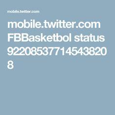 mobile.twitter.com FBBasketbol status 922085377145438208