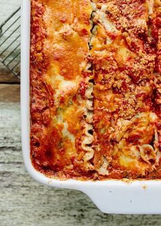 Recipe: Ina Garten's Roasted Vegetable Lasagna