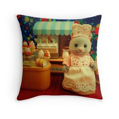 Sylvanian Families ~ Cat Ice Cream