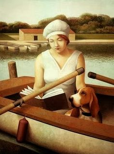 Reading and Art: Fabio Hurtado