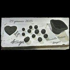 29 gennaio 2015. Ho iniziato la mia esperienza con l'argilla - d.p. design di Donatella Pietroni designer